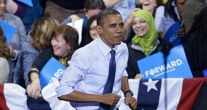 Latest figures show Obama campaign war chest approaching $1 billion