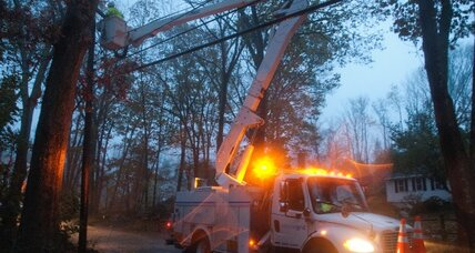 Hurricane Sandy cuts power for millions. Why aren't utility lines underground?