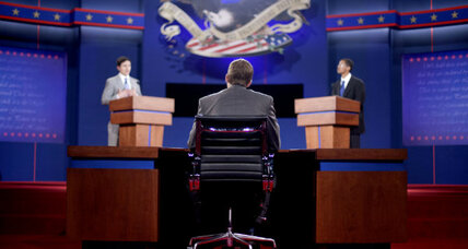 What Romney and Obama can learn from Jim Lehrer in tonight's presidential debate
