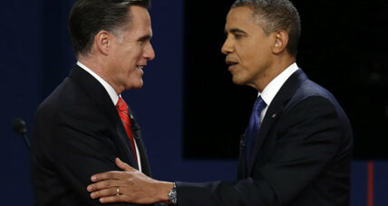 Obama played bad defense against an articulate, high-scoring Romney