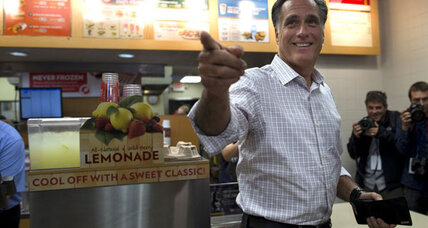 Romney, Obama fighting hard in Ohio (+video)