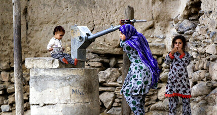 Mobile technology boosts access to clean water for the poor