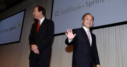 Softbank to pay $20 billion for Sprint