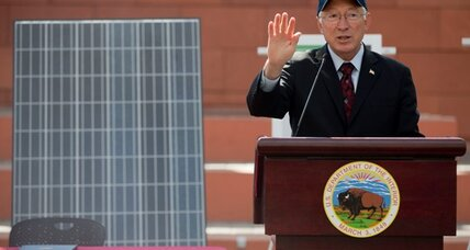 Renewable energy: US takes new tack with 'solar energy zones'