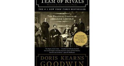 'CBS This Morning Reads' kick off with 'Team of Rivals'