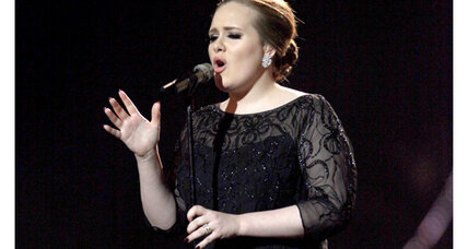 Adele: James Bond 'Skyfall' theme recorded by British pop star