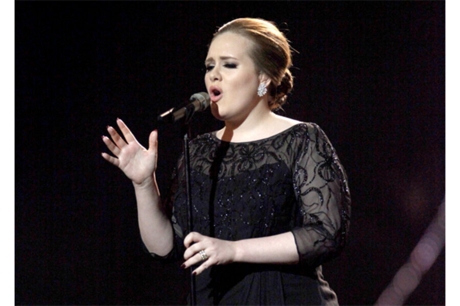 Adele: James Bond 'Skyfall' theme recorded by British pop star