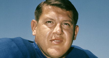 Alex Karras remembered for star turn in pro football, TV and film acting