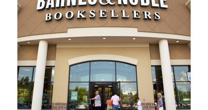 Barnes & Noble yanks Amazon-published books from stores – again