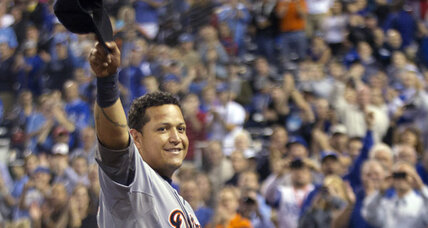 Tigers' Cabrera earns baseball's first Triple Crown in 45 years