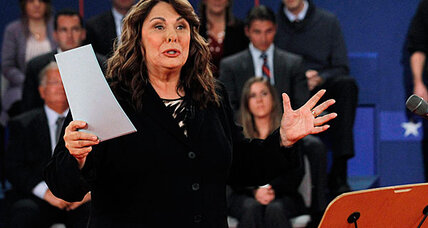 Candy Crowley: How did she do as moderator of the presidential debate?