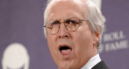 Chevy Chase rant: 'Community' star uses racial epithet on set