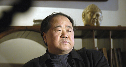 Chinese author Mo Yan wins Nobel Prize in literature (+video)