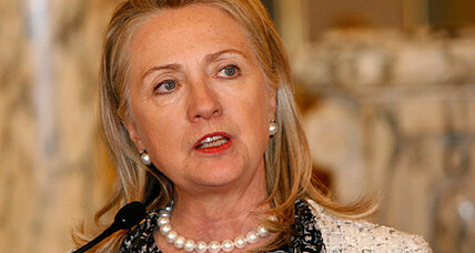 Hillary Clinton shoulders blame for Libya consulate security