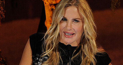 Daryl Hannah makes 'Splash' with Texas arrest