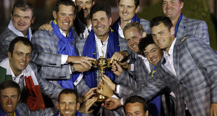 Ryder Cup recap: Europe storms back Sunday to keep the cup