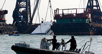Hong Kong ferry accident: Crew arrested after collision kills 38
