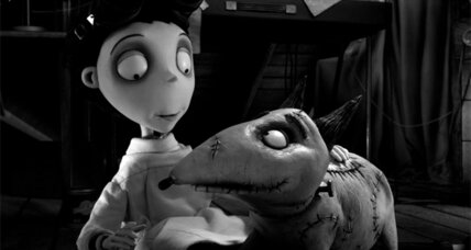 'Frankenweenie' is a return to Tim Burton at his best