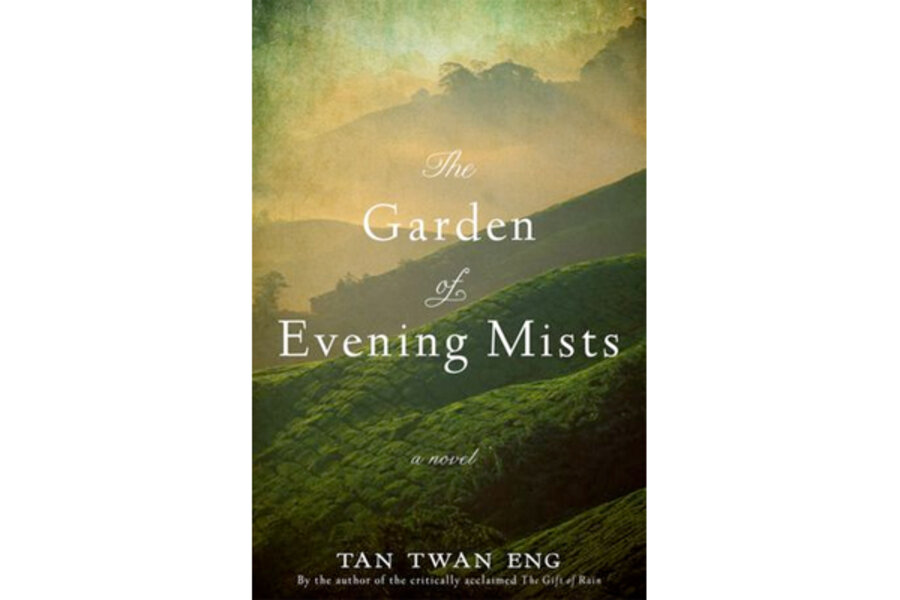 booker prize nominee tan twan eng talks about his novel the garden of evening mists csmonitorcom - The Garden Of Evening Mists
