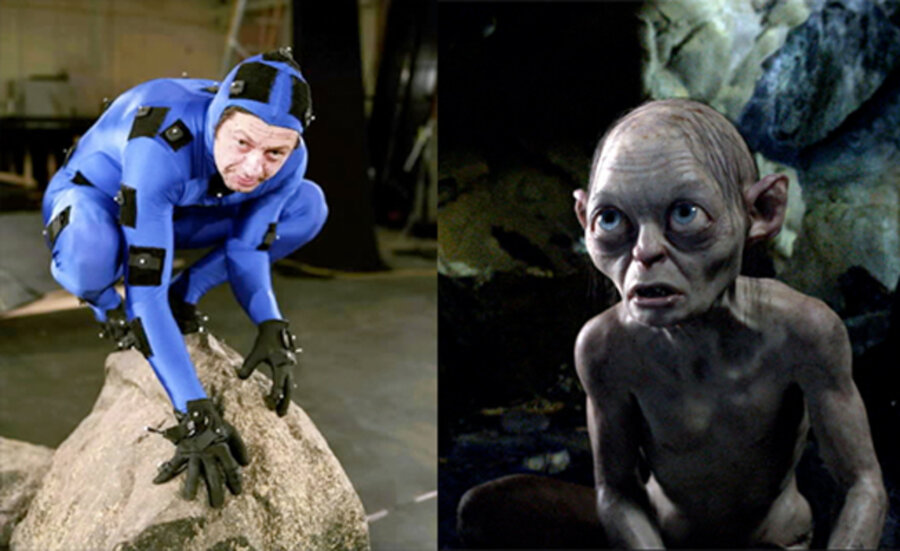 Lord Of The Rings Comes To Life With A Gollum Statue At