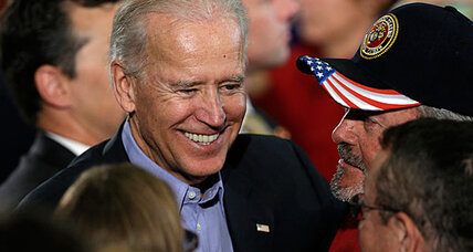 Biden jokes about 2016 presidential run. Is he serious?