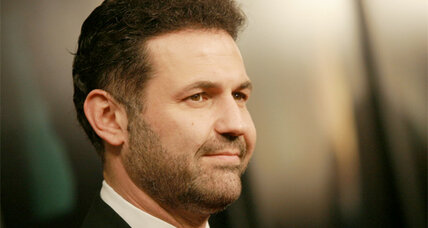 'Kite Runner' author Khaled Hosseini will release a new novel this spring