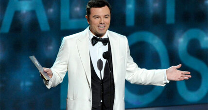Seth MacFarlane hosts the Oscars: Excited? Maybe.