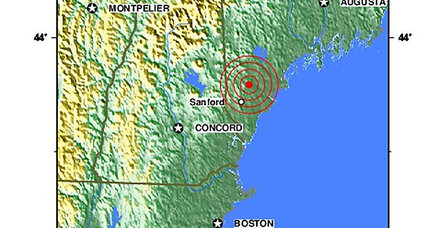 Maine earthquake felt across New England