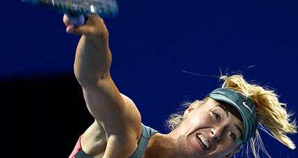 Tennis grunting ban: Why it gets Maria Sharapova's support (+video)