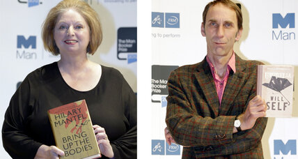 Hilary Mantel and Will Self pull ahead in Man Booker Prize race
