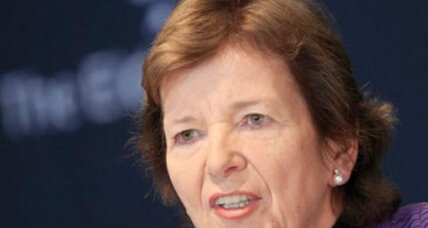Former Irish president Mary Robinson discusses her new memoir 'Everybody Matters'