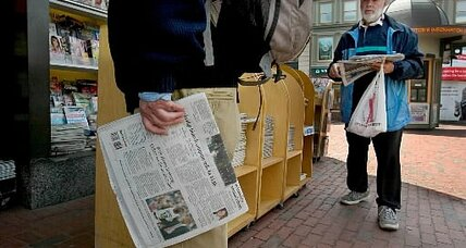 Stop the presses! A tally of newspaper endorsements for president