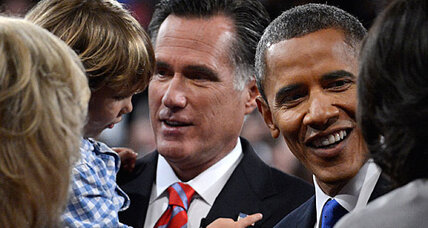 New poll: Mitt Romney gains with women, Barack Obama gains with men