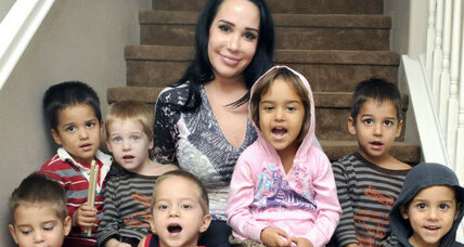 Octomom in rehab after years under intense media spotlight (+video)