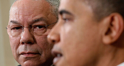 Colin Powell endorsement goes to Barack Obama, again