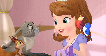 Princess Sofia and Skinny Minnie: Disney characters suffer backlash