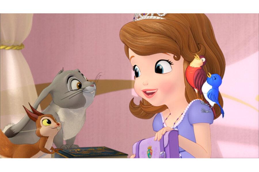 Princess Sofia And Skinny Minnie: Disney Characters Suffer Backlash