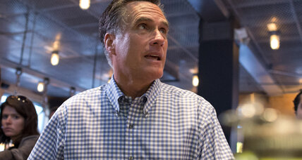 Romney gains on Obama on foreign-policy issues, in time for next debate (+video)