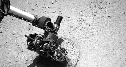 Why Mars rover will shake and shimmy for eight straight hours