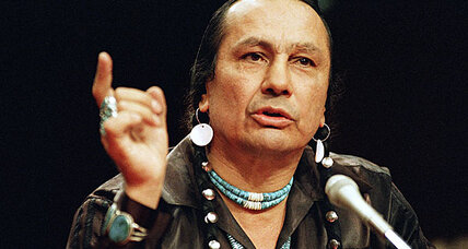 Russell Means: Native American activist and Hollywood actor