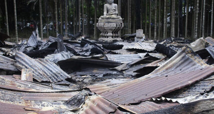 Bangladesh vows to protect Buddhists after Facebook photo attacks