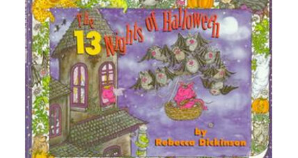 Halloween: 10 not-so-scary books for young readers