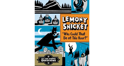'Who Could That Be at This Hour?': Lemony Snicket's new book discusses his childhood