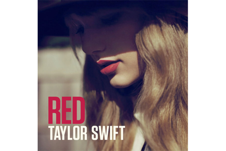 Taylor Swift Review Red Is A Disappointing Effort Csmonitor Com