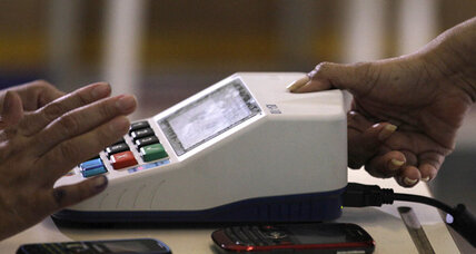 Election system in Venezuela: High tech, but low trust