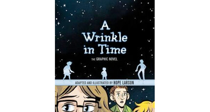 'A Wrinkle in Time' receives the graphic novel treatment
