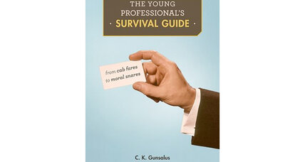 6 tips for new workers from 'The Young Professional's Survival Guide'