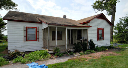 A second chance for Johnny Cash's childhood home