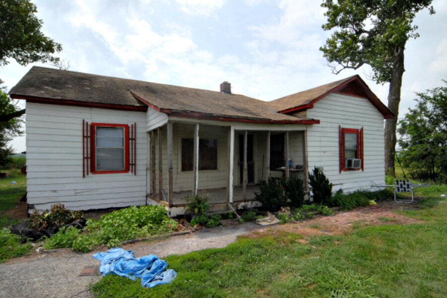 A Second Chance For Johnny Cash S Childhood Home