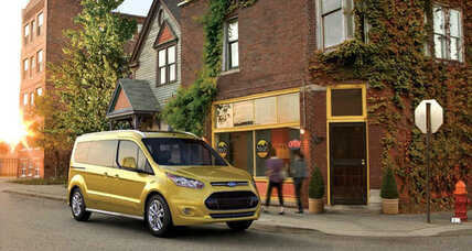 Transit Connect Wagon: Can a Ford minivan by another name be hip?
